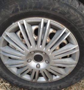 Колёса Bridgestone