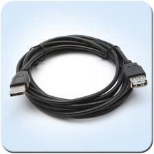 Кабель-удлинитель SVEN USB 2.0 Am-Af 3 метра