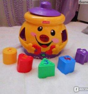 Детская игрушка Fisher-Price 6-36 мес.