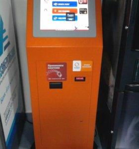 Устанавливаем стационарные платежные терминалы
