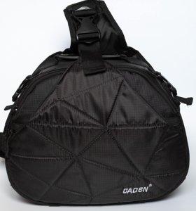 Новый фото-рюкзак Caden K2 Luxury