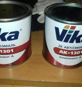 Краска эмаль VIKA AK-1301