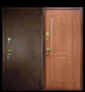 Входная дверь, не Китай.