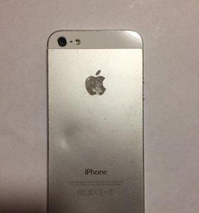 IPhone 5 на зачасти
