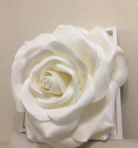 Картина 3Д роза 60 см