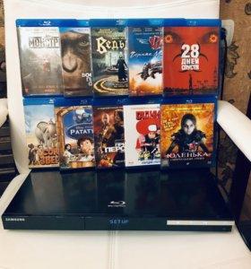 Blu-ray плеер Самсунг