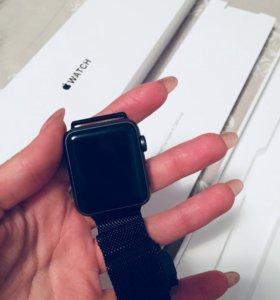 Apple Watch series 1, 38 mm, Black