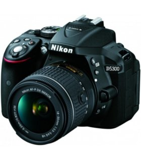 Nikon D5300, возможен торг