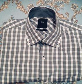 Рубашки мужские Pal Zileri и WE