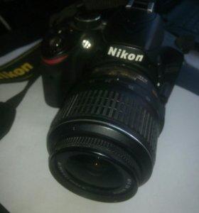 Камера Nikon D3200 18-55 VR KIT