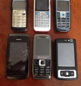 телефоны: Nokia на запчасти!