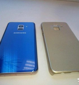 Samsung Galaxy A8 Blue