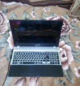Игровой Acer Aspire V3-551G\A8 (4ядра)\6GB\500GB