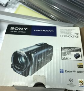 Sony HDR-C110E