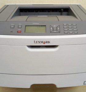 Лазерный принтер Lexmark E460dn