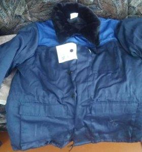 Куртка и теплые брюки