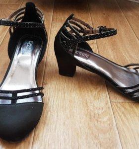 Праздничные туфли р 37