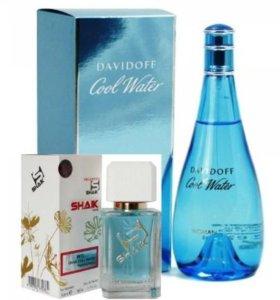 Davidoff Cool Water Shaik для нее Мега Стойкость