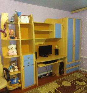 Продам детскую мебель+кровать