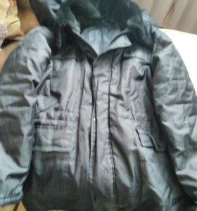 мужская спец одежда зимняя