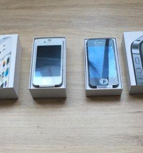 Новый iPhone 4S(16GB)