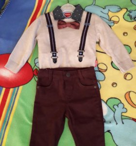 Новый костюм 3 фирма bebus