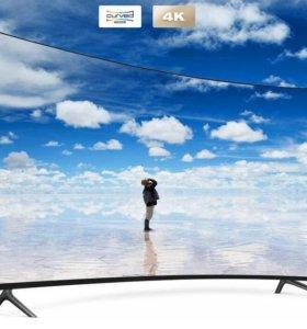 "Телевизор Xiaomi Mi TV 4S 55"" Сurved (2/8 Gb)"