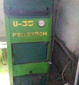 Котел Пелетрон-u35
