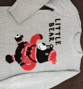 Джемперы для мальчика