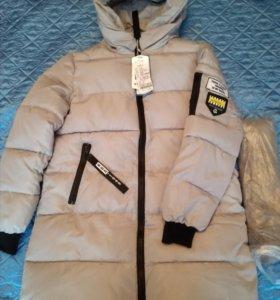 Куртка. Новая Зима ❄. Размер 48.