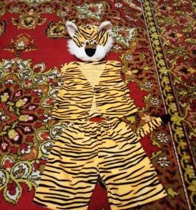 Тигр костюм