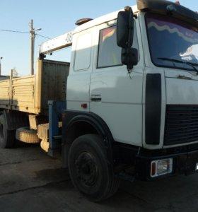 МАЗ-6303-022 с КМУ