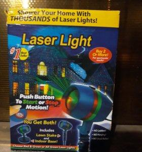 Лазерный проэктор