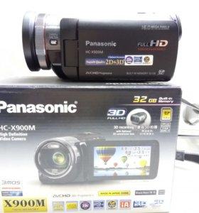Видеокамера panasonic HC - X900M