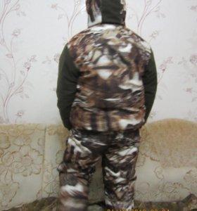 комбинезон с курткой