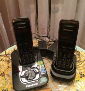 Цифровой беспроводной телефон Panasonic KX-TG8421