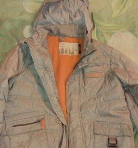 Куртка на мальчика 1-4 класс