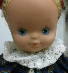 Кукла на чайник, самовар.