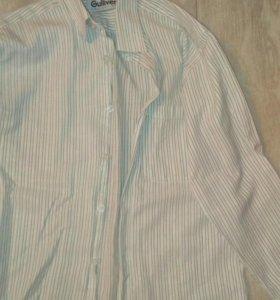 Рубашки пакетом на мальчика