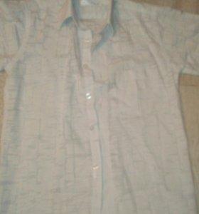 Рубашки на мальчика 1-4 класс
