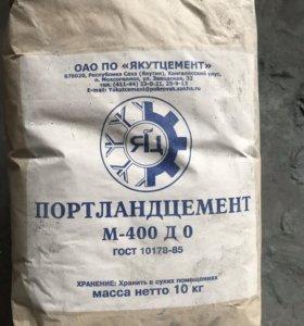 цемент в мкр 1т и 10 кг,50 кг