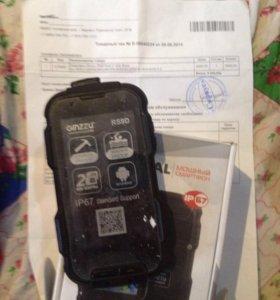 Смартфон Ginzzu RS9D
