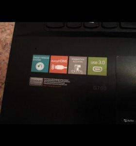 продам ноутбук Lenovo G700
