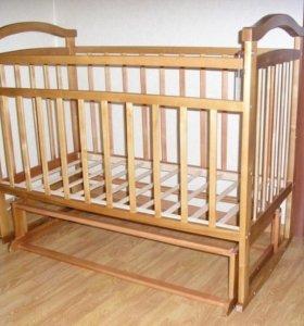 Детскую кроватку ( трансформер )