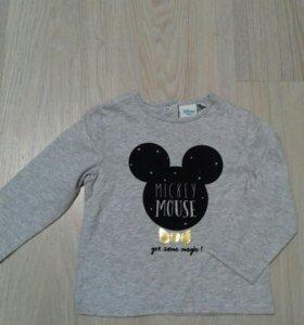 Кофточка новая фирмы Disney