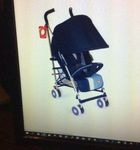 Прогулочная коляска-трость Happy Baby