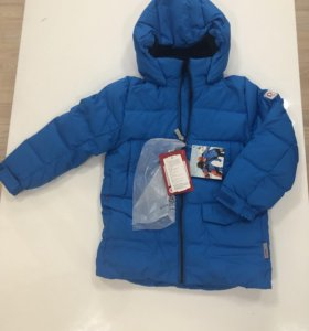Куртка/пуховик Рейма 116 новая