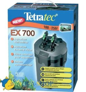 Внешний аквариумный фильтр tetra ex700