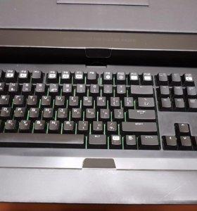 Razer Blackwidow Ultimate. Green switch