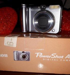 Фотоаппарат Canon PowerShot A620